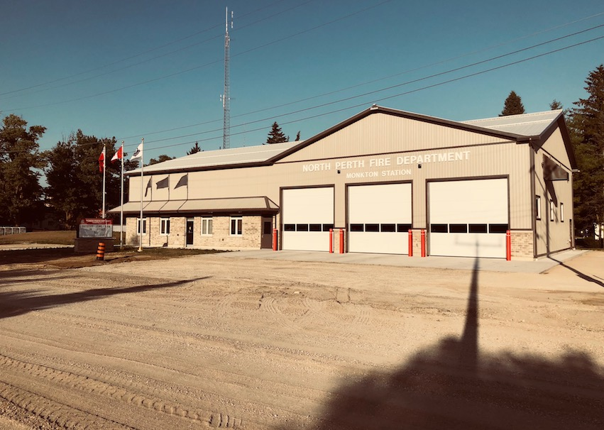 Moncton Fire Station